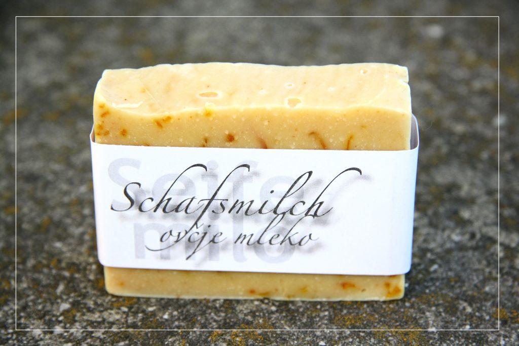 Schafsmilchseife (blumig&herb)